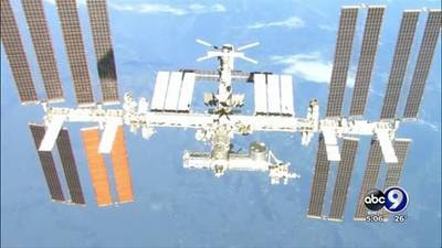News video: International Space Station Evacuated